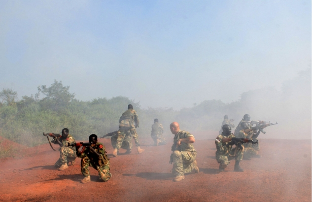 US special forces (Reuters:Andreea Campean)