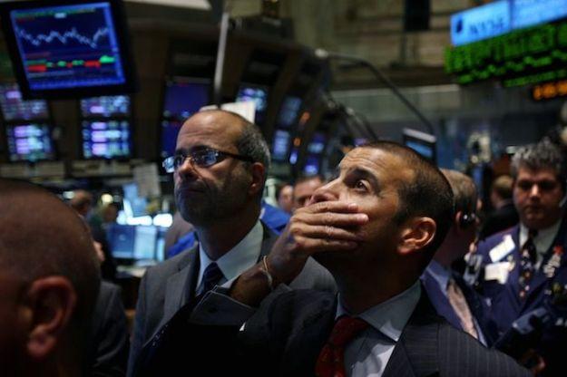 market rout picture